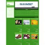 قالب html فروشگاهی نسترن