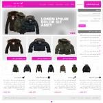 قالب html فروشگاهی شهاب