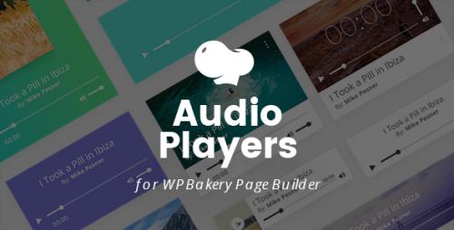 پلیر صوتی ویژوال کامپوزر | Audio Player PRO