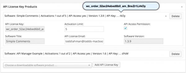 فضای ابری | افزونه مدیریت شناسه API | افزونه API Manager |