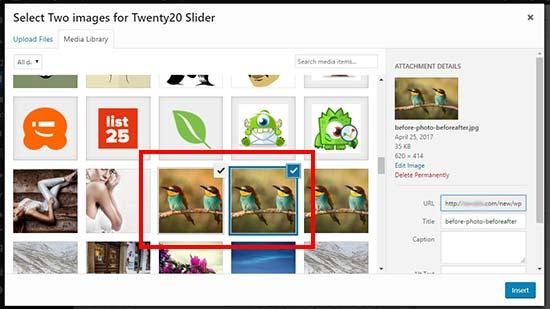 عملکرد افزونه Twenty20 Image Before-After برای نمایشعکس ها | افزونه Twenty20 Image Before-After | Twenty20 Image Before-After | نمایشعکس