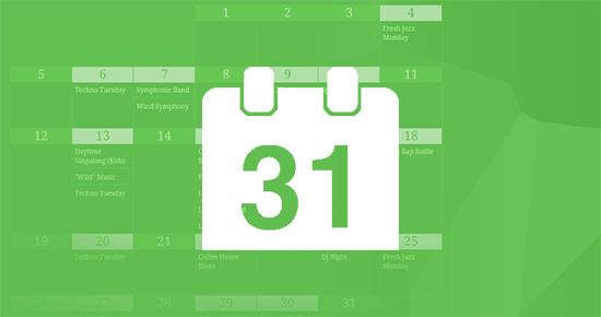 4 نمایش تقویم در سایت وردپرس را میشناسید؟ | 4 افزونه تقویم | تقویم