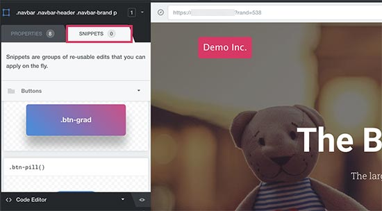 ویرایش قالب وردپرس | سفارش سازی سایت بدون کدنویسی