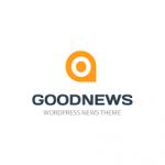 قالب فارسی وردپرس گود نیوز Goodnews نسخه 5.9.4