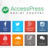 افزونه AccessPress Social PRO