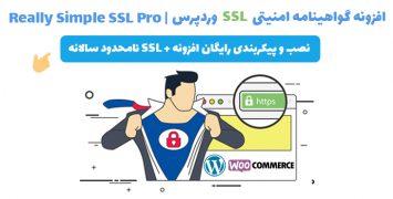 افزونه گواهینامه امنیتی SSL وردپرس | Really Simple SSL Pro