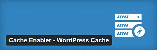 افزایش سرعت سایت: معرفی افزونه Cache Enabler